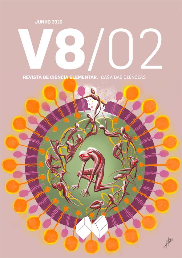 Capa da Revista de Ciência Elementar